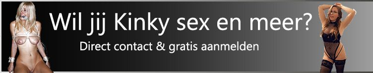 Banner kinky seks
